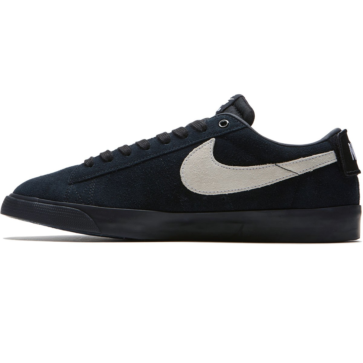 Cadera Infidelidad túnel  Nike SB Air Zoom Blazer Low GT Black Blocks Shoes