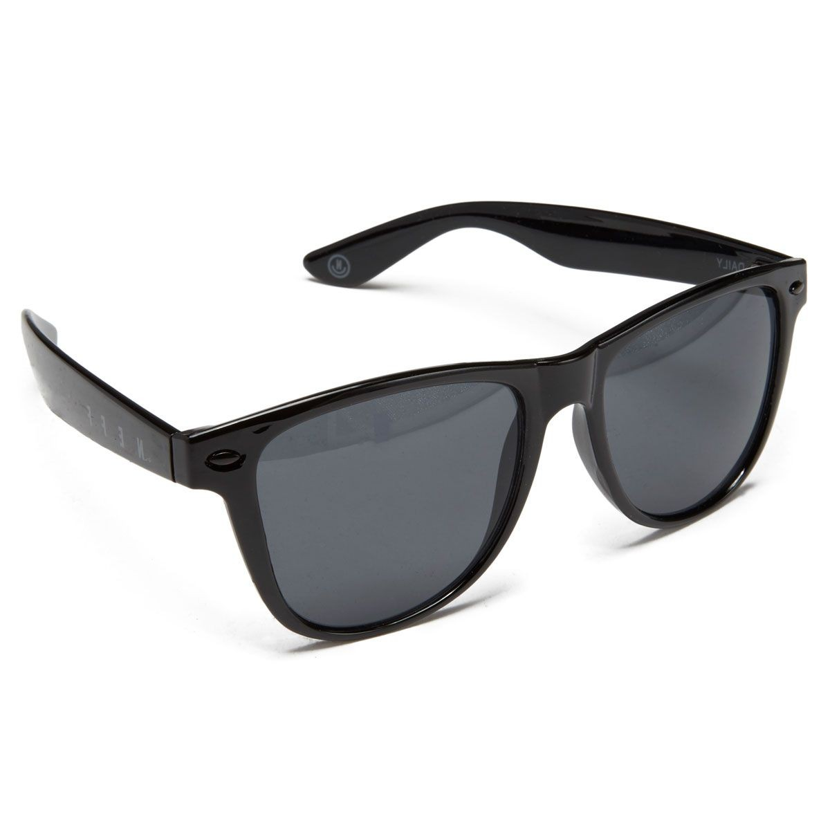 af8ae657ae Neff Daily Shades Sunglasses - Gloss Black