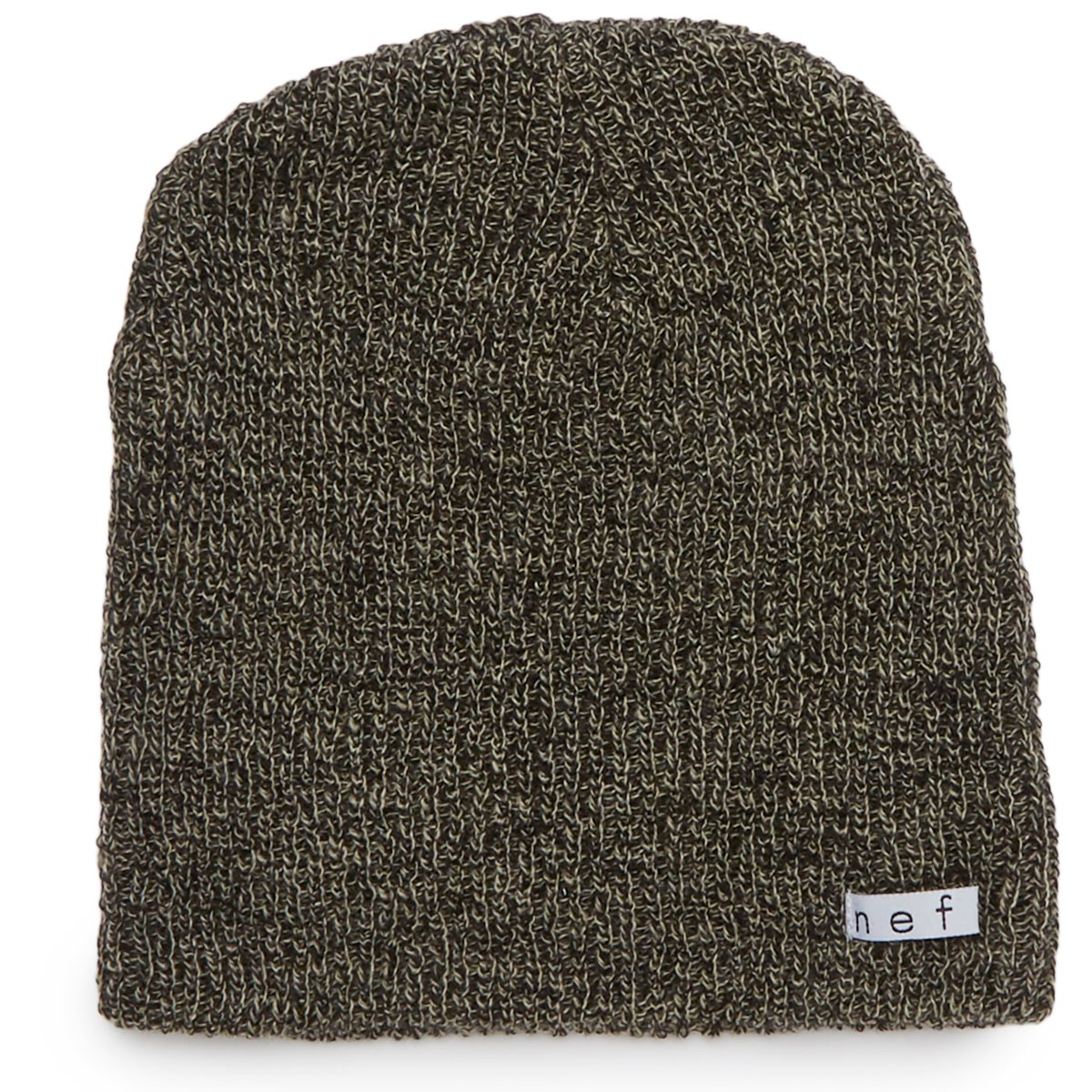 Neff Daily Heather Beanie - Twill/Black