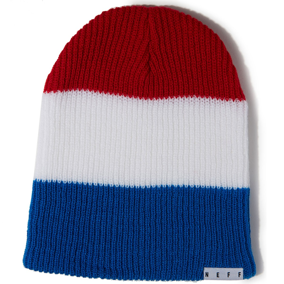Neff Trio Beanie - Red White Blue 158cb8d64e9