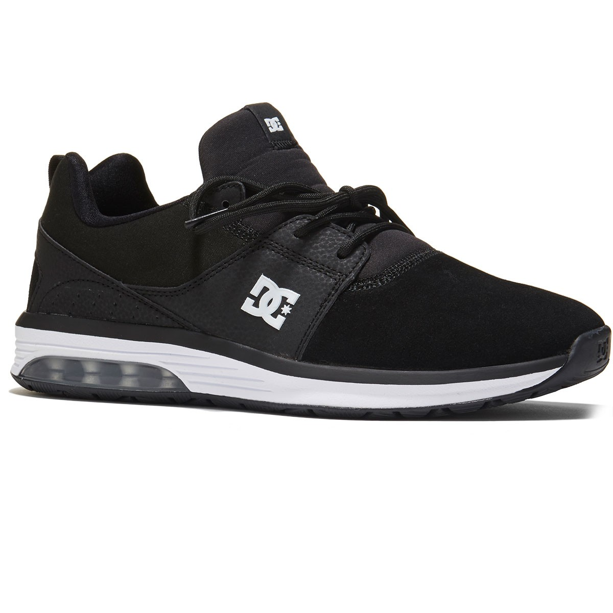 DC Heathrow IA Shoes - Black - 8.0 6b689c7cc3