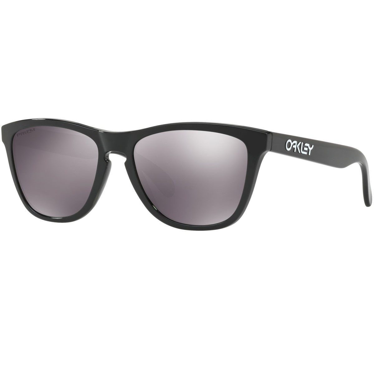 9928229161 Oakley Frogskins Sunglasses - Polished Black Prizm Black