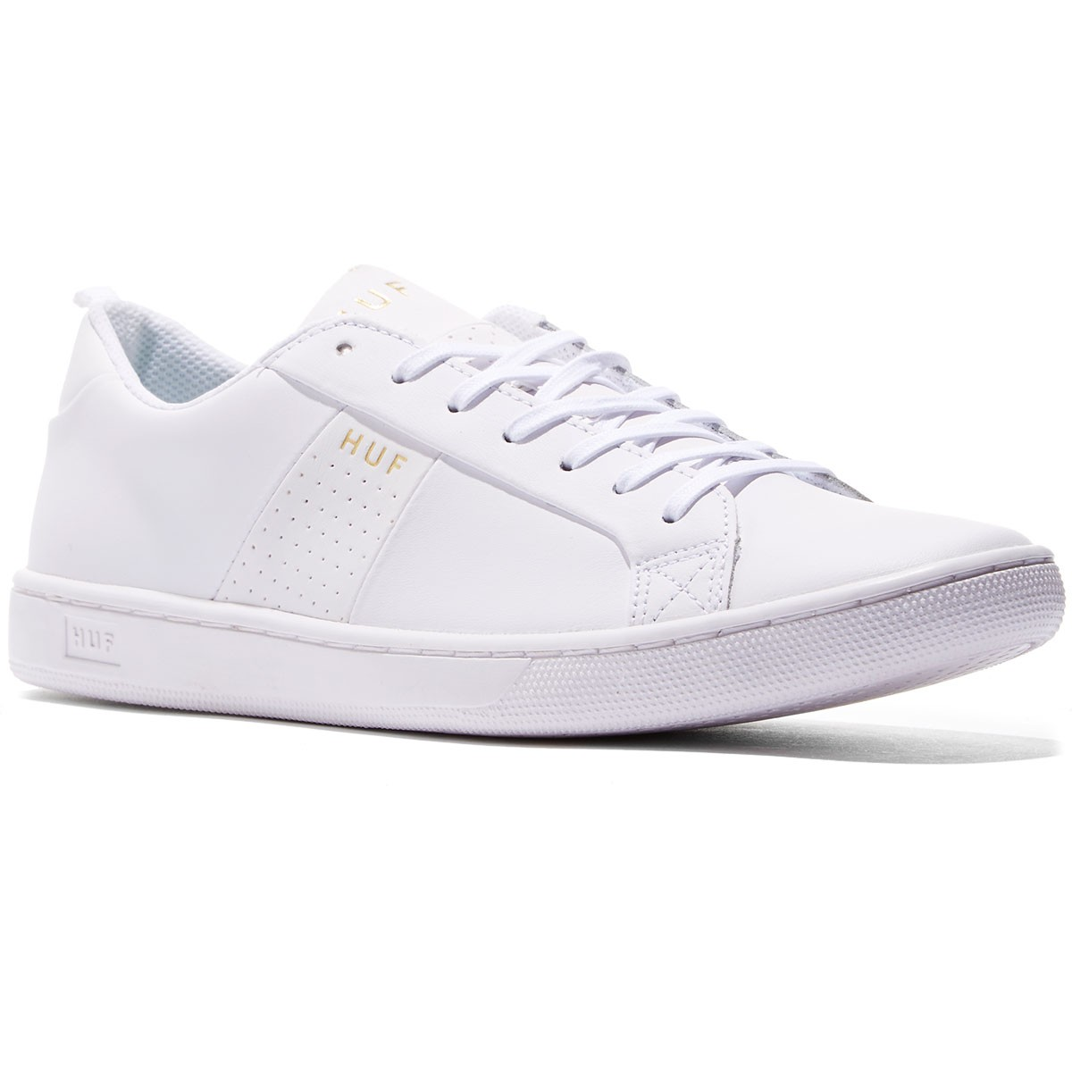 bab15ef64d HUF Boyd Shoes - White - 8.0