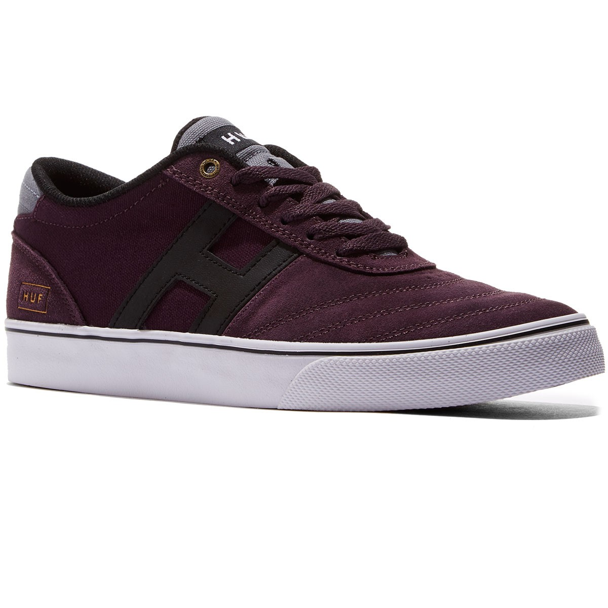 HUF Galaxy Shoes - Wine Castle - 8.0