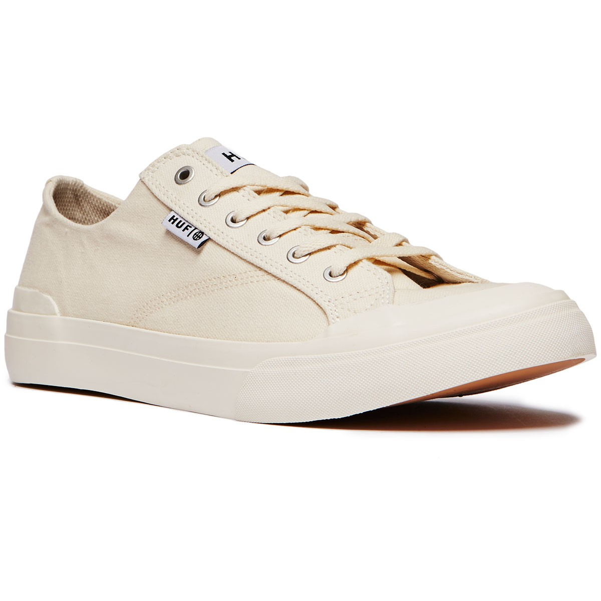 HUF Classic Lo Ess Tx Shoes - Natural - 8.0
