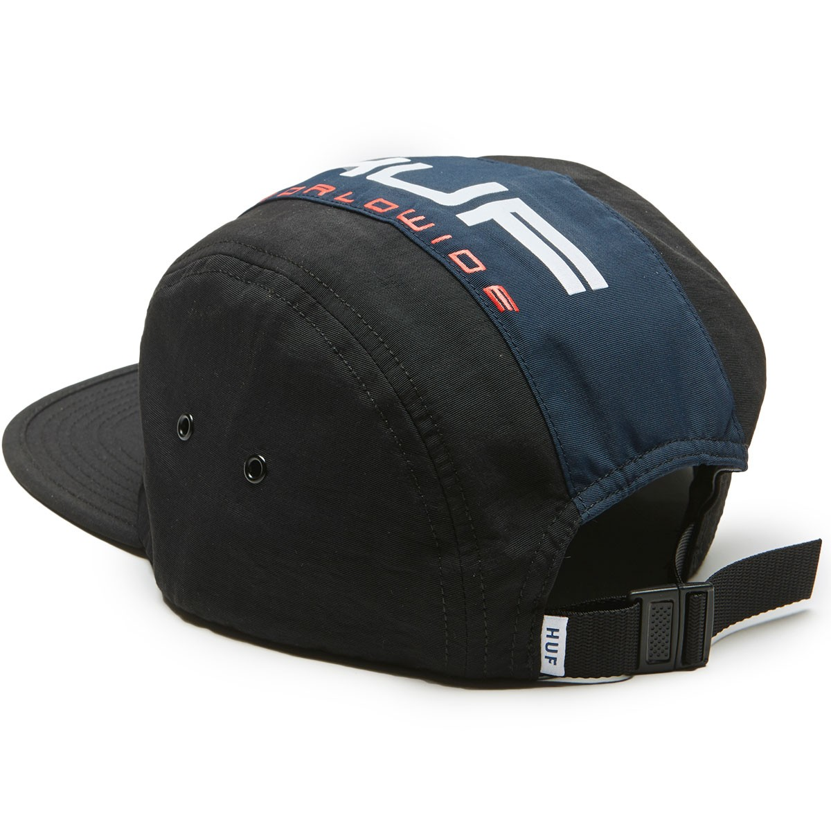 cf2ce6085b5d7 Huf Palisades Volley Hat - Black