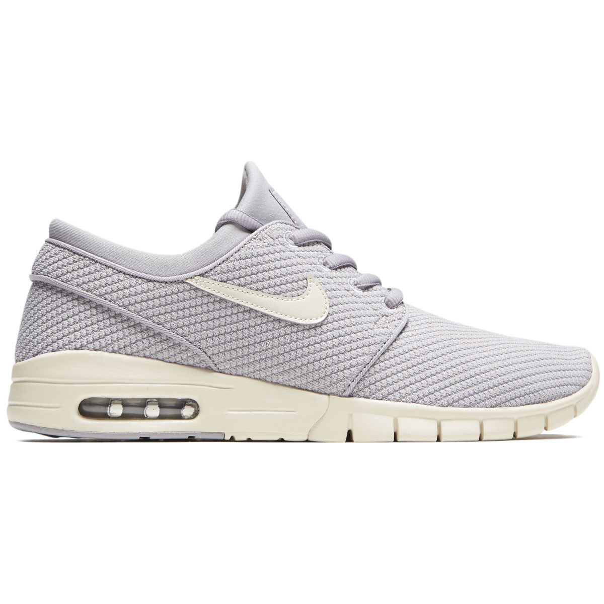 8484b7b9bc23 Nike Stefan Janoski Max Shoes - Atmosphere Grey Light Cream Light Cream -  6.5