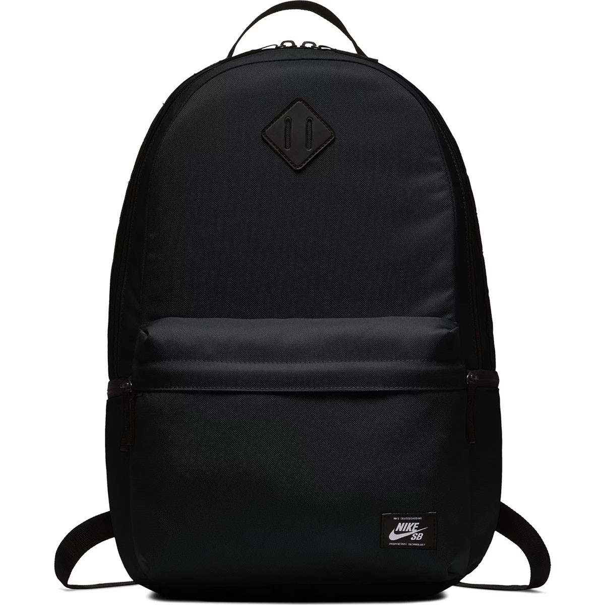 847a1f1c52 Nike SB Icon Backpack - Black Black White