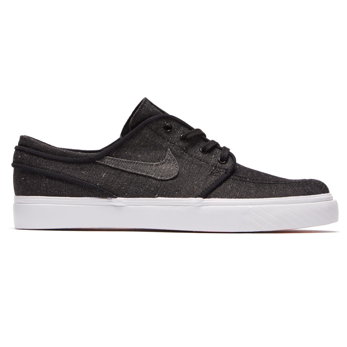 6f5d788077dd Nike SB Zoom Stefan Janoski Canvas Deconstructed Shoes - Black Anthracite  White Hyper Royal