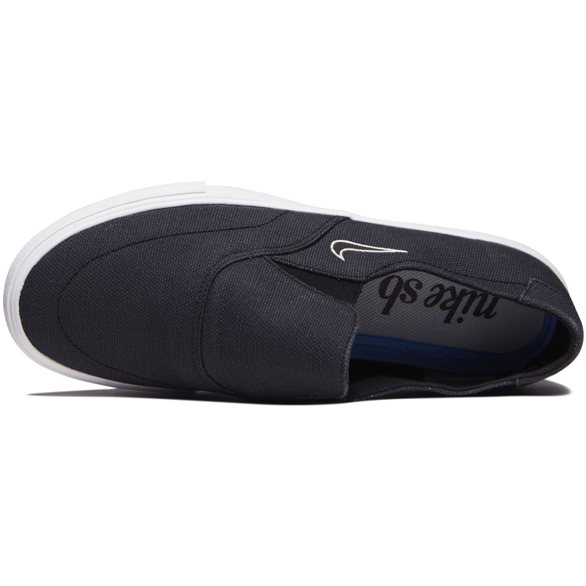 check out 2fd25 35081 Nike SB Portmore II Solarsoft Slip Shoes