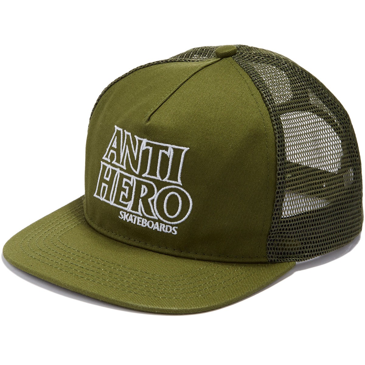 bfde5ff7 Anti-Hero Outline Hero Trucker Hat