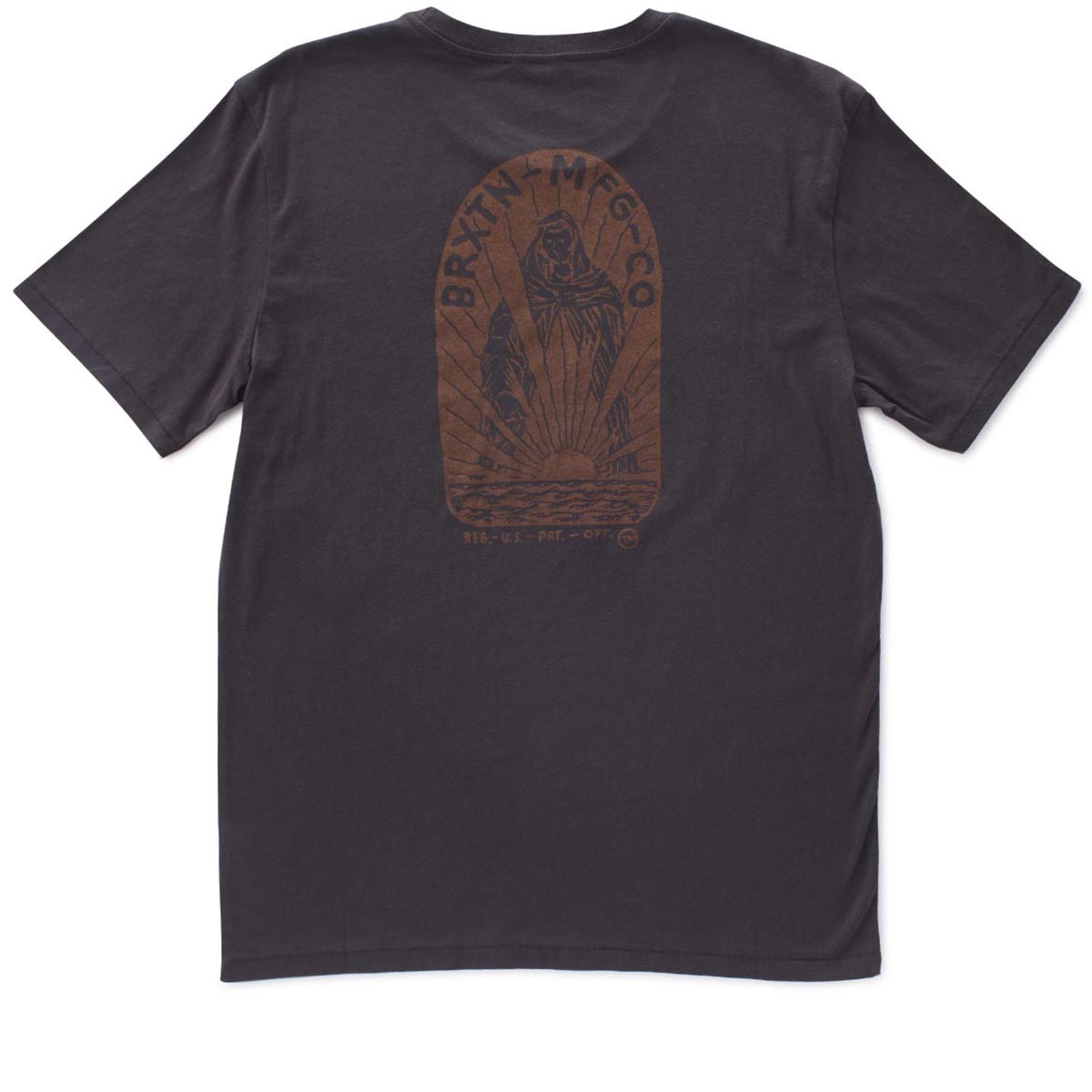 Dawn T-Shirt - Washed Black