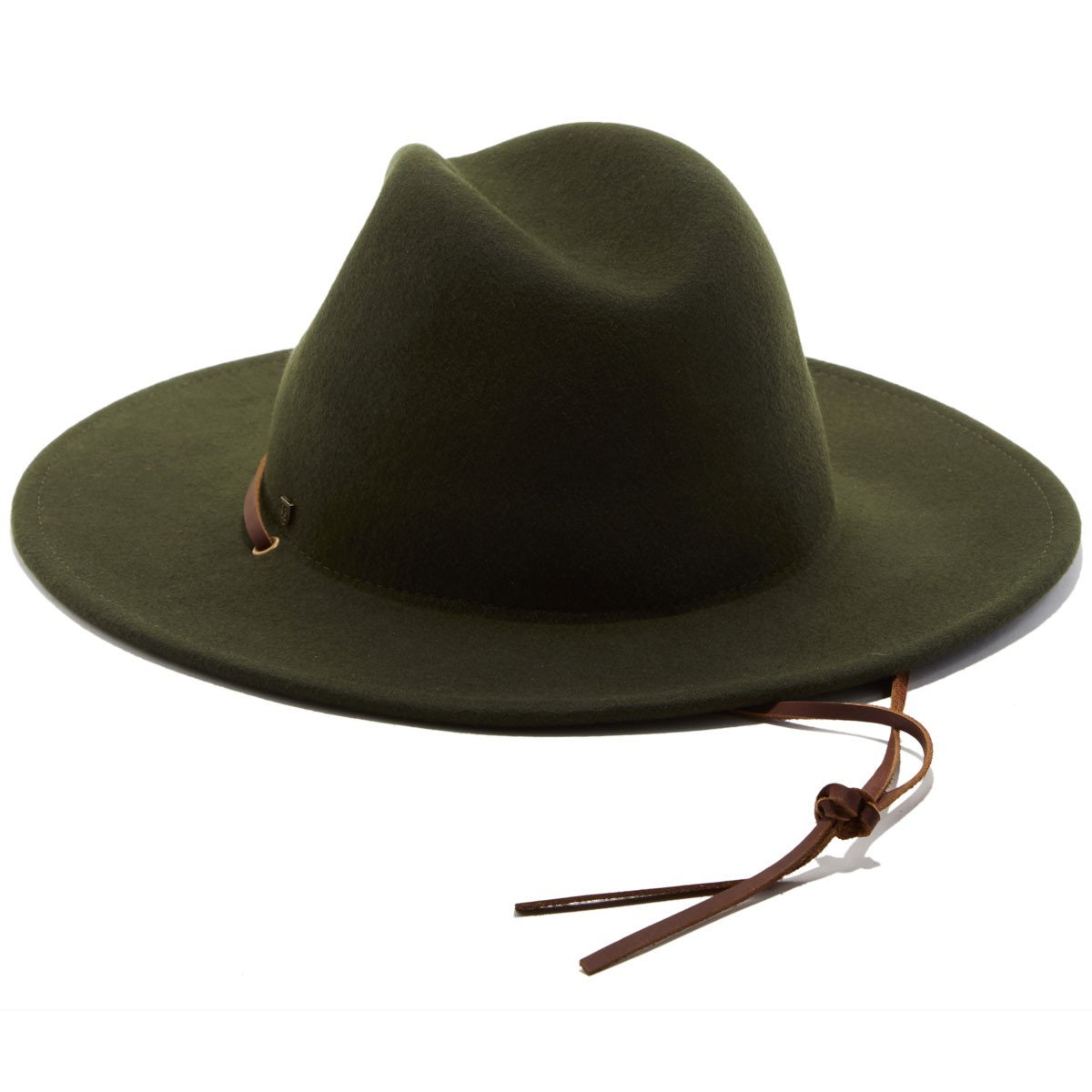 e8212fee602 Brixton Field Hat - Moss