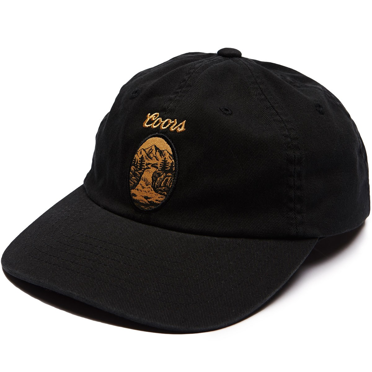 Brixton X Coors Filtered Hat - Black 0293a4b1671