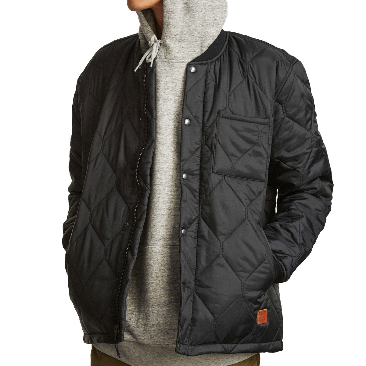 Brixton Crawford Jacket - Black b4bac583afb