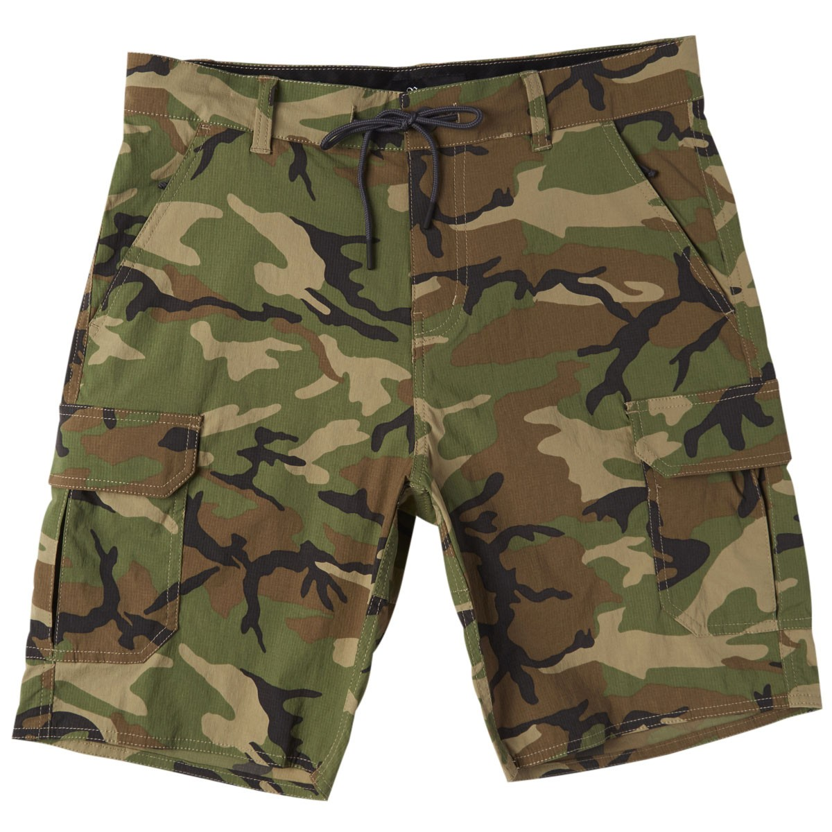 Brixton Transport Cargo Shorts - Multi Camo f3aabe3fc8a