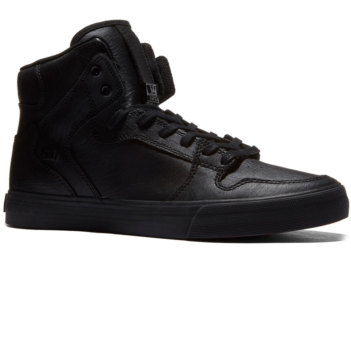 Supra Vaider Shoes - Black Black Red - 8.0 7b5517b2f