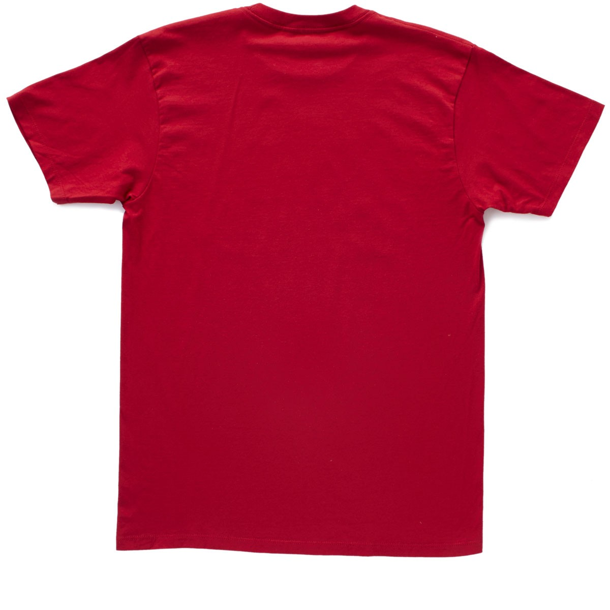 Supra above t shirt cardinal for Cardinal color t shirts