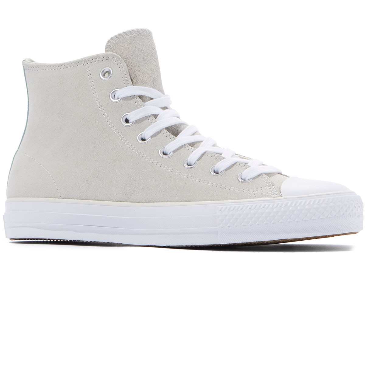 11fc5f617c4b Converse CTAS Pro Hi Louie Lopez Suede Shoes - Buff White Casino - 8.0