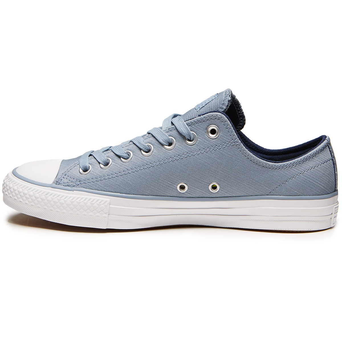 ee9298eb56f2 Converse CTAS Pro Suede Backed Twill Shoes - Blue Slate Midnight Navy - 4.0