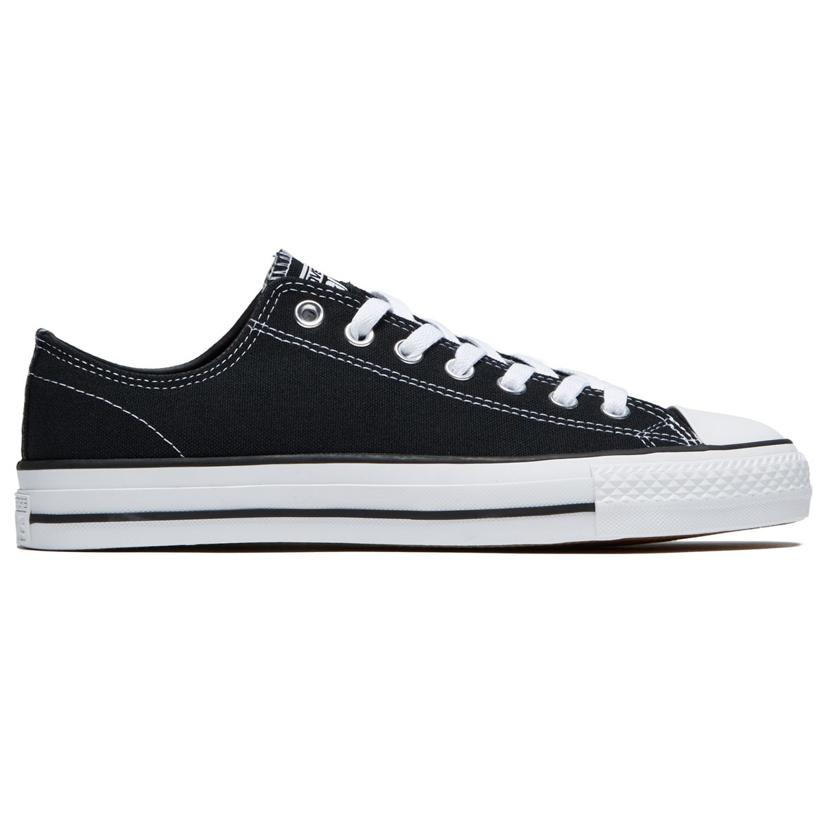 Converse Zoom Air CTAS Pro Ox Shoes - Black White - 7.5 fa706182cfcfd