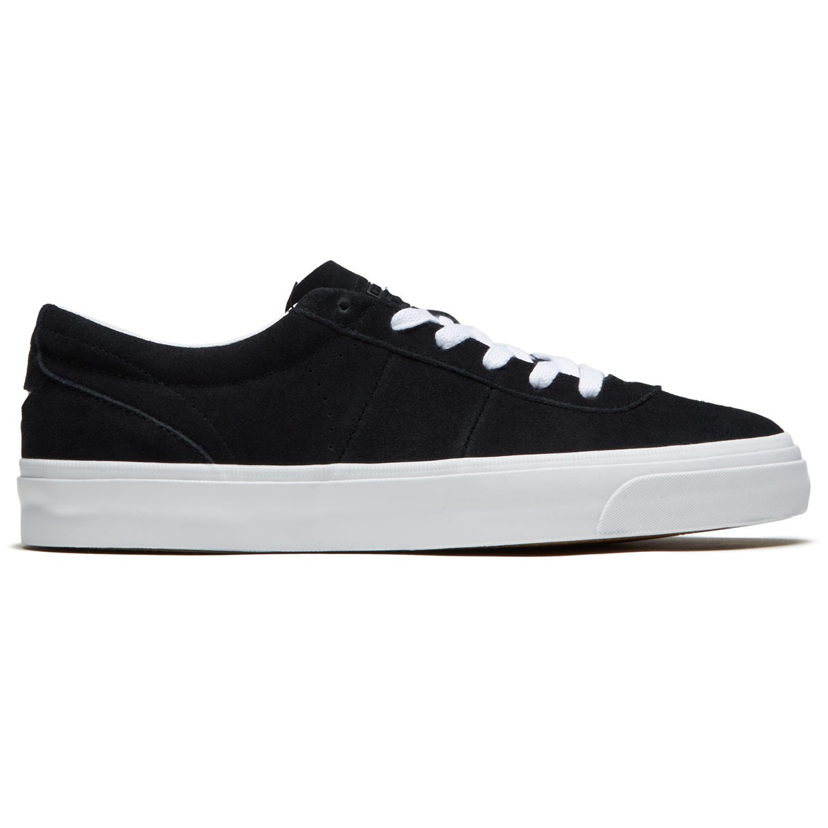 Converse - One Star CC Pro Leather Ox, Black/Black/White - Sneakers