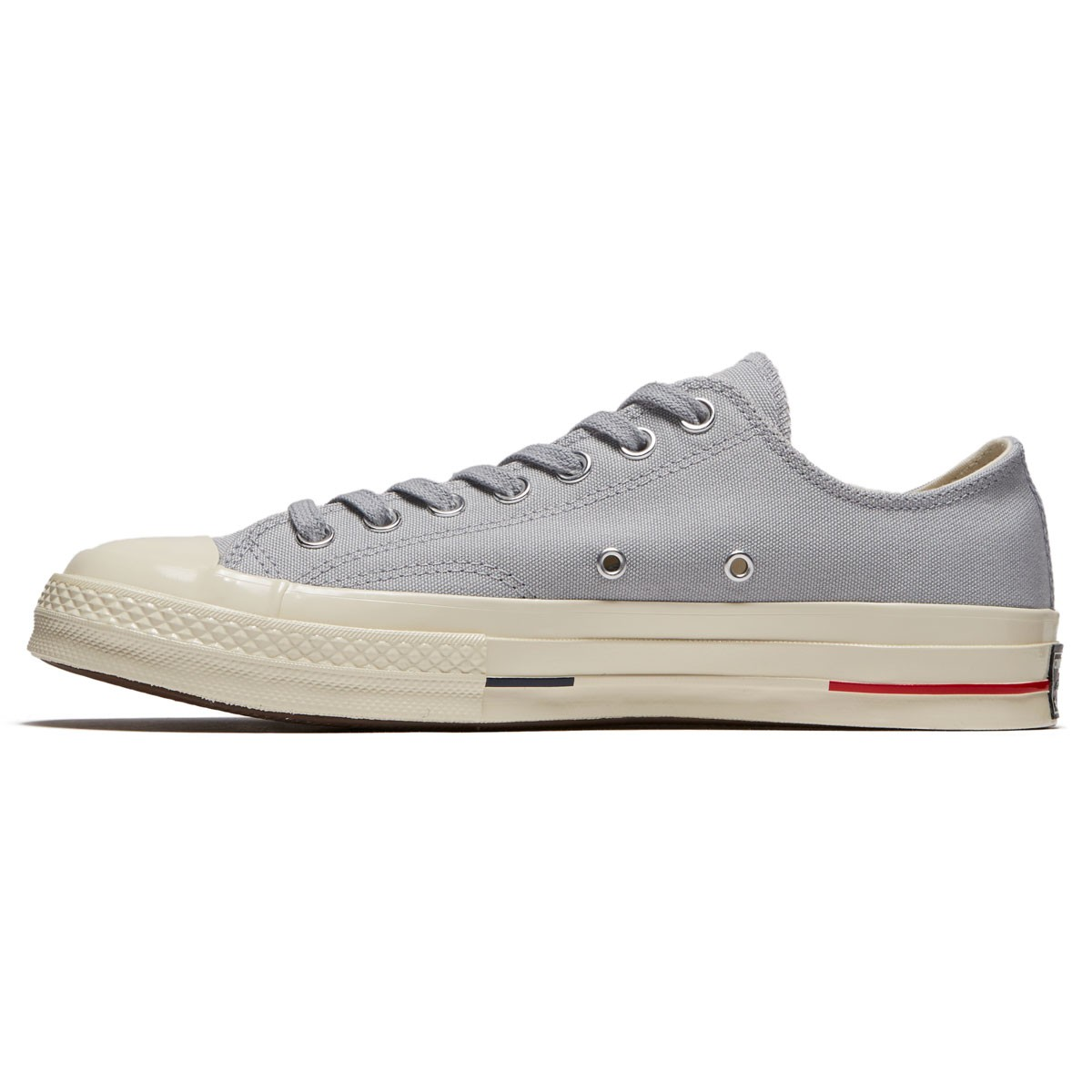 71215d9ef60 Converse Chuck Taylor All Star 70 Ox Shoes - Wolf Grey Navy Gym Red