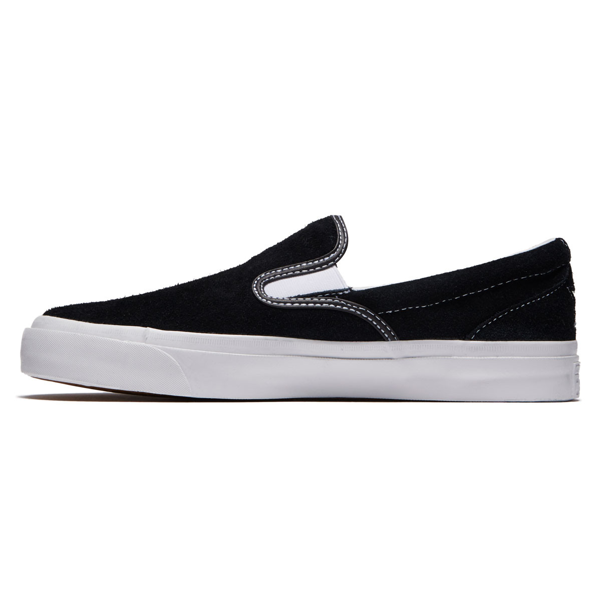2cc50da0d6c Converse One Star CC Slip Shoes - Black White White - 7.0