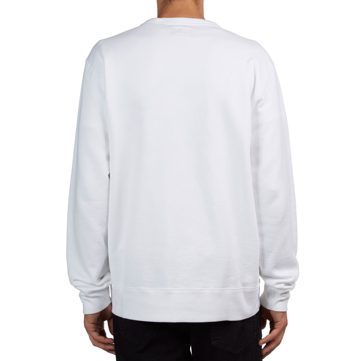 Converse X Golf Le Fleur Essentials Crew Sweatshirt White