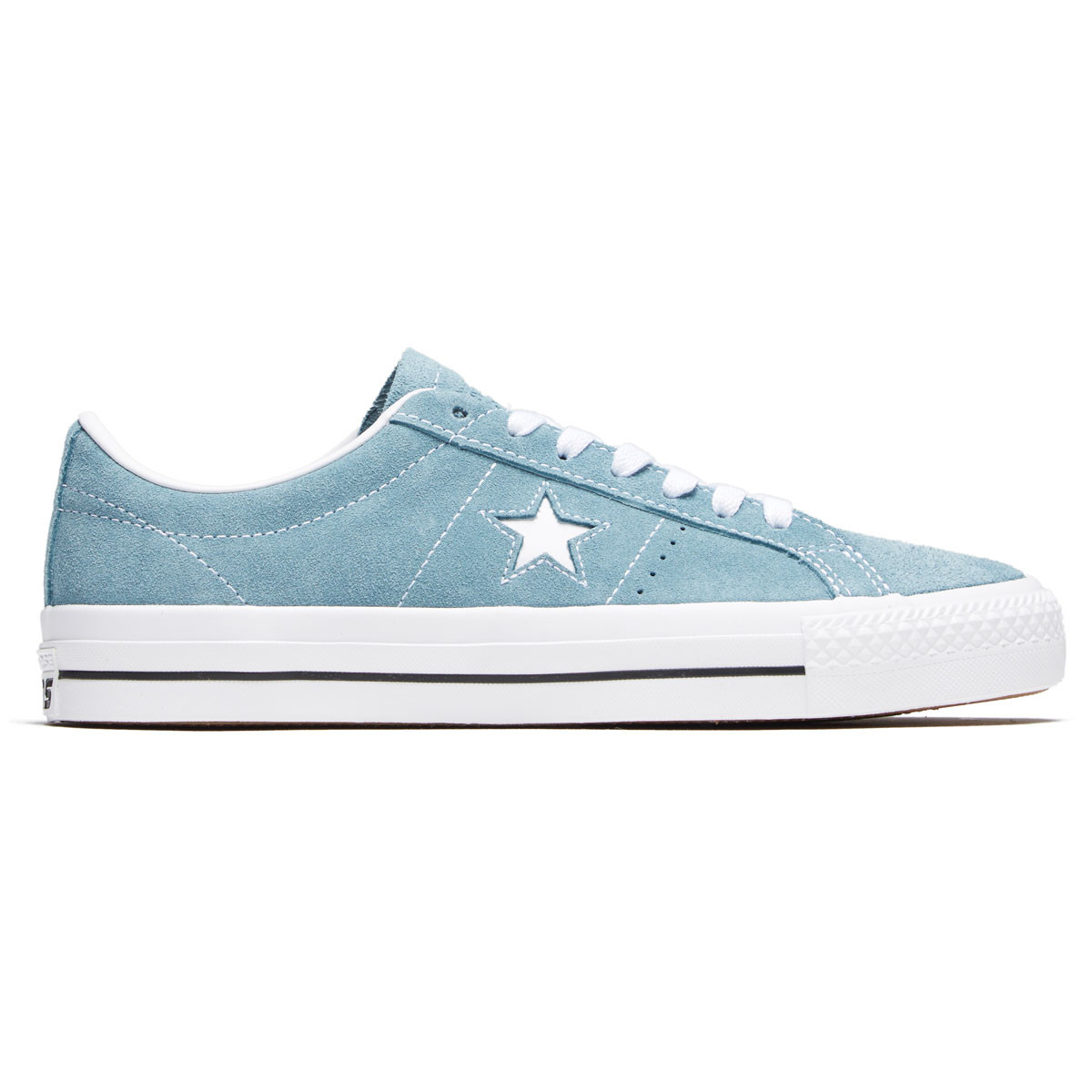 63dabc7a2c3f Converse One Star Pro Shoes - Nightime Navy Pink Freeze White - 10