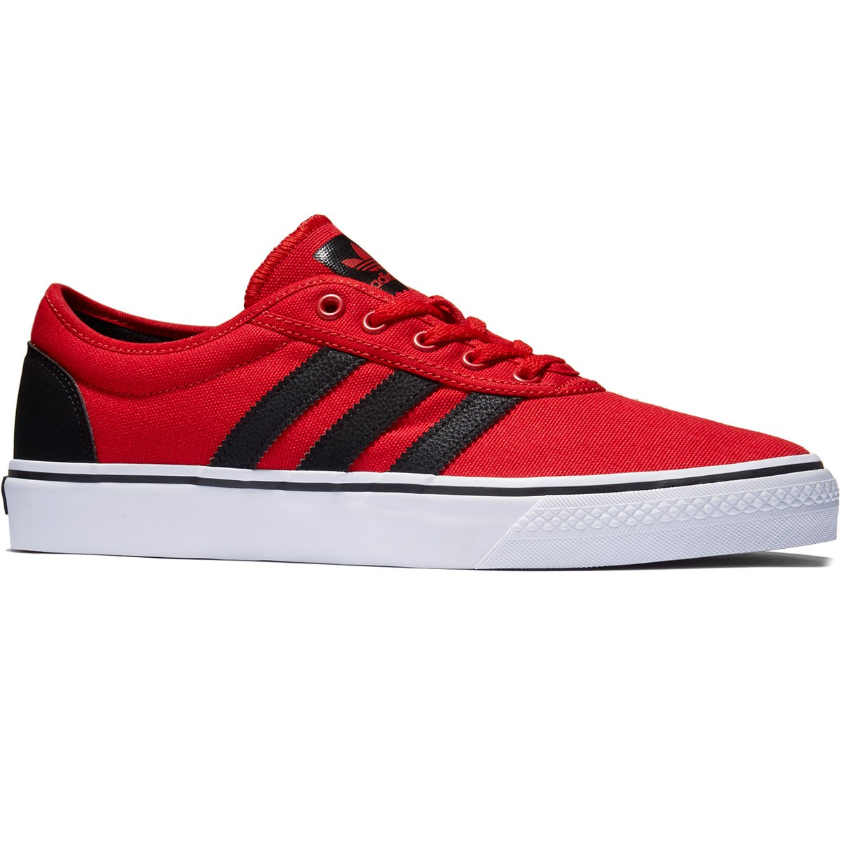 Adidas adi Ease Shoes - Scarlet/Black/White - 8.0