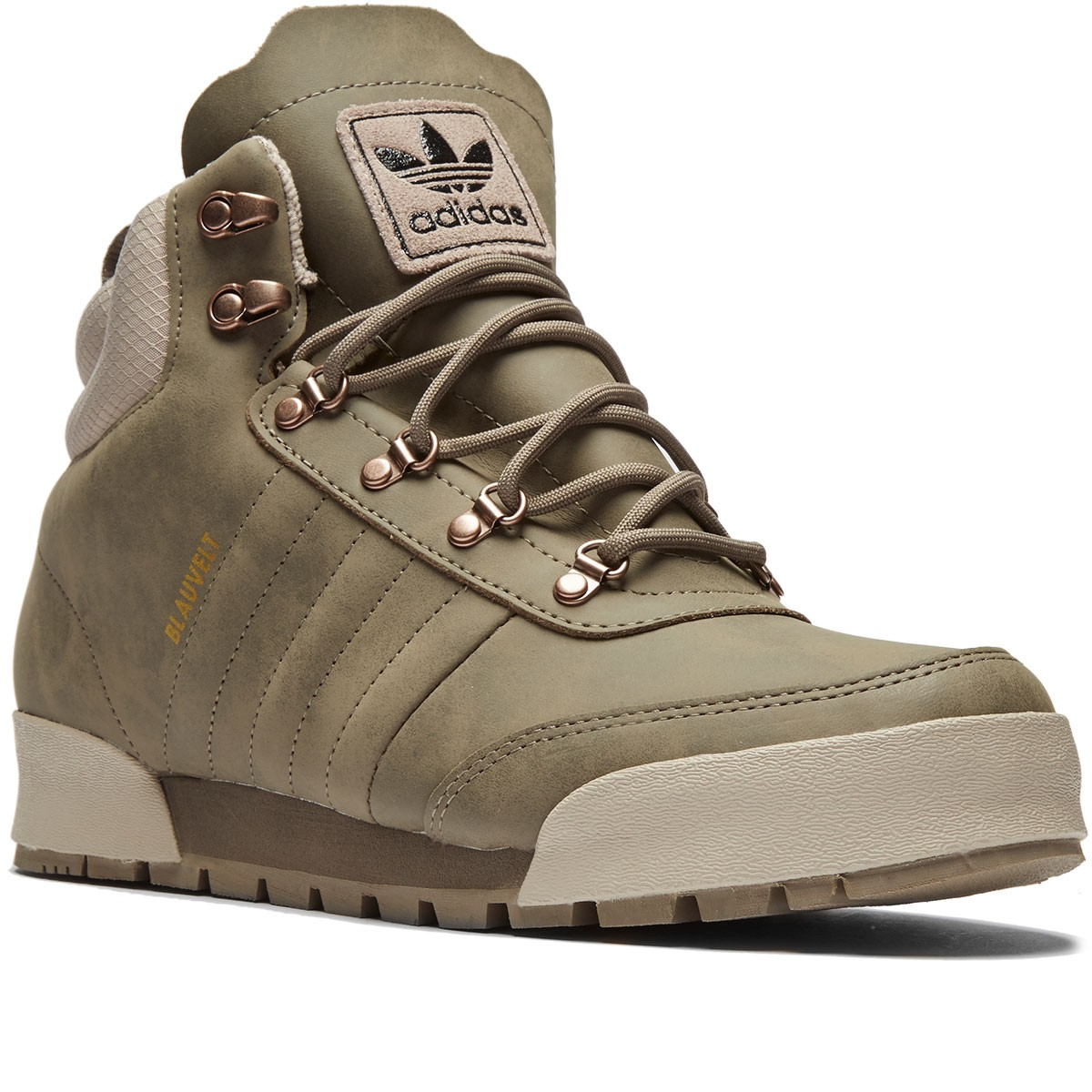 Adidas Jake Boot 2.0 Shoes - Simple Brown/Vapour Grey/Black - 8.0