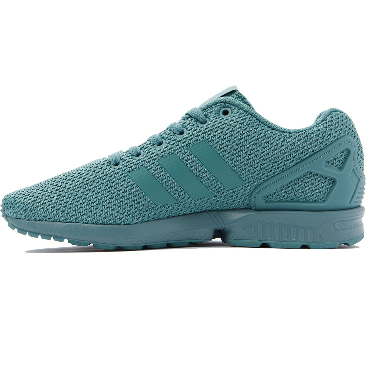 a695e3d806e42 Adidas ZX Flux Shoes - Vapor Steel - 8.0