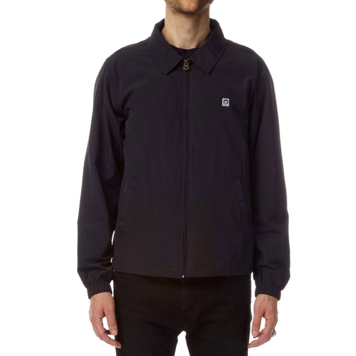 Obey Eighty Nine Casual Jacket - Black 7803133302a
