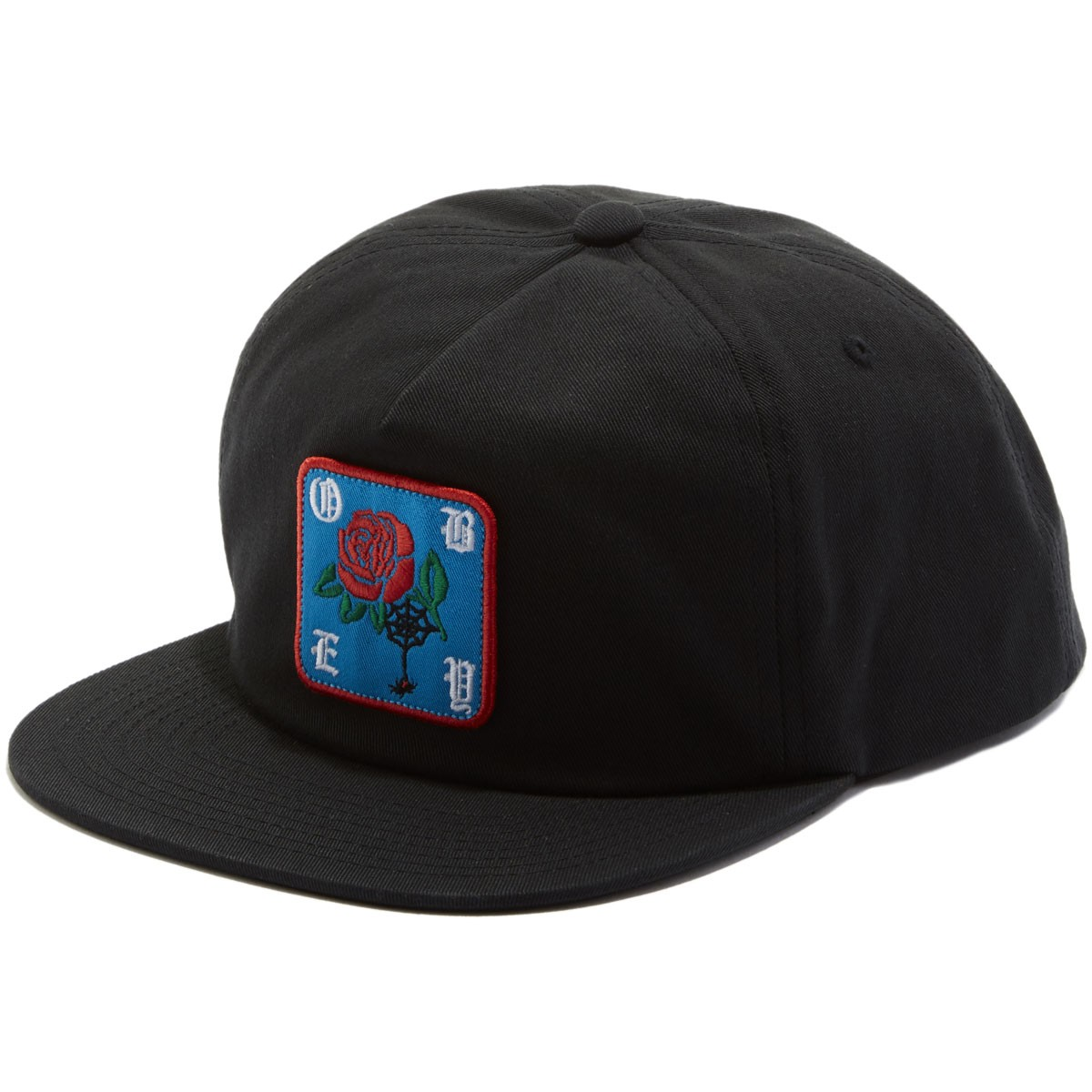 e2ce9174fc2 ... hill beanie a3cee 592a5 coupon for obey spider rose snapback hat black  ae757 228de ...