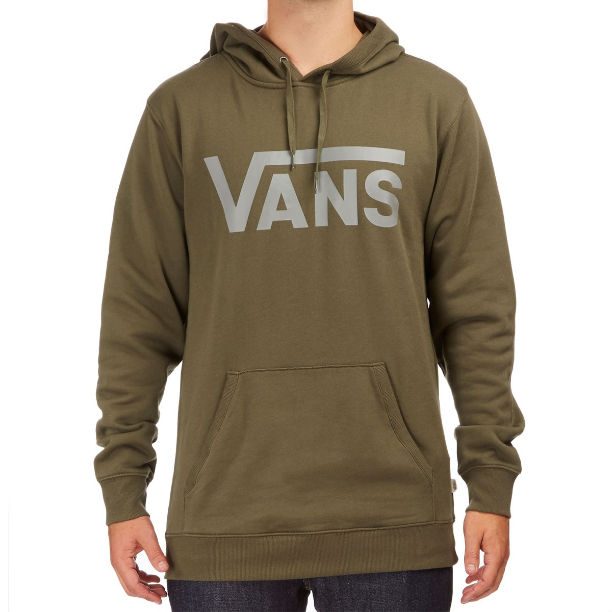 6e982e5310 Vans Classic Pullover Hoodie - Grape Leaf Frost Grey