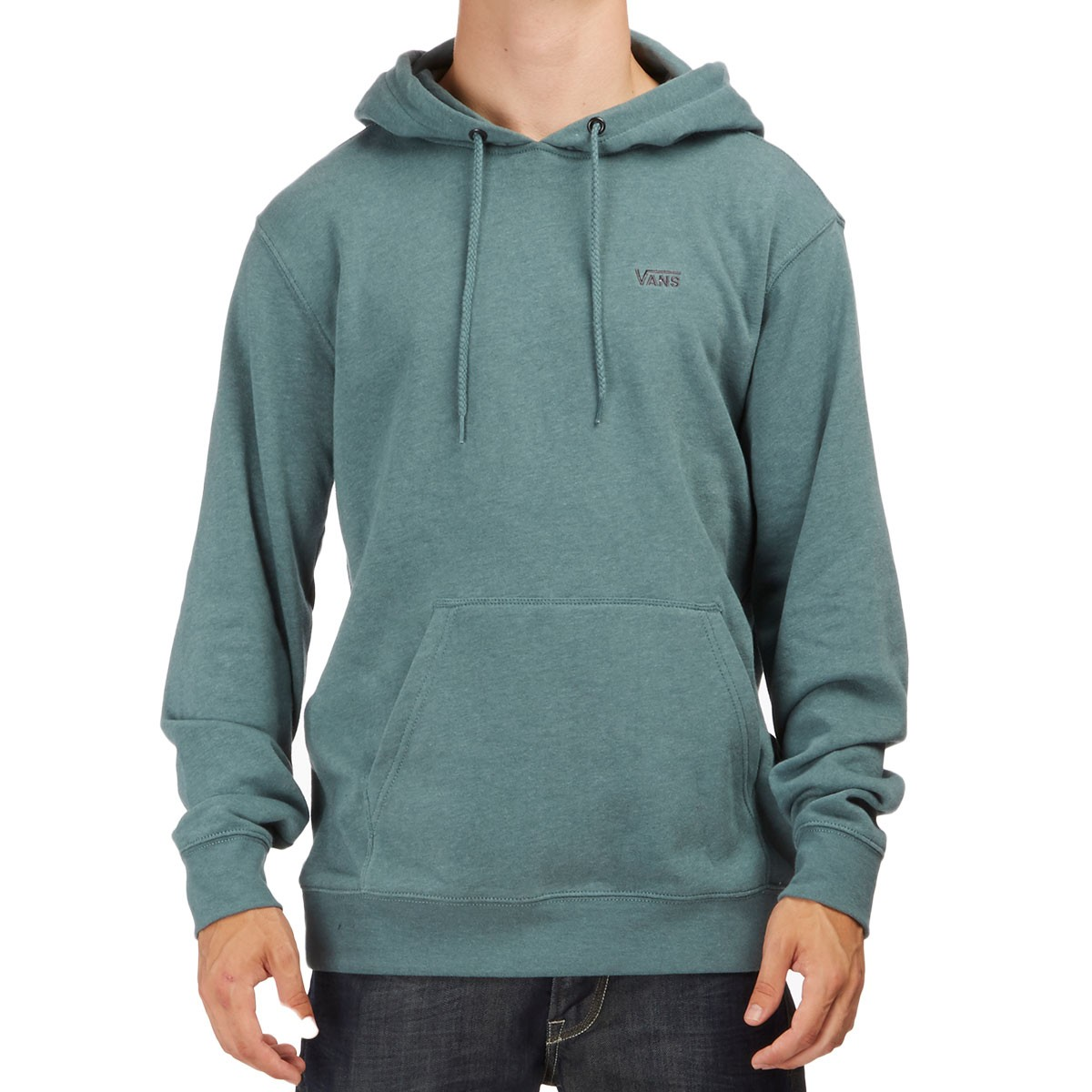 544e8bfc13 Vans Core Basics Pullover IV Hoodie - North Atlantic Heather