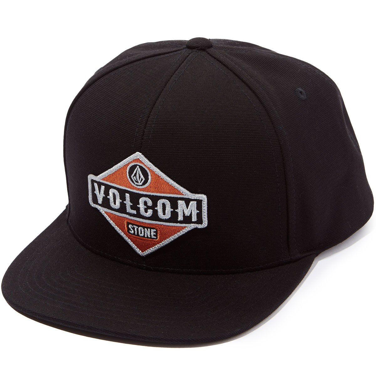 Volcom Cresticle Hat - Blackity Black