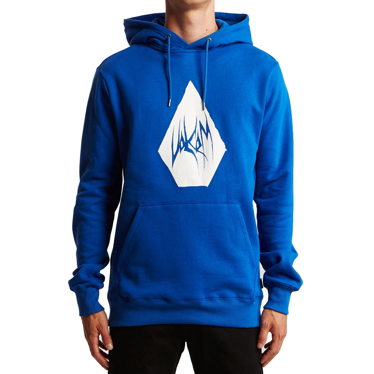 cb559eb98c Volcom Supply Stone Pullover Hoodie - True Blue