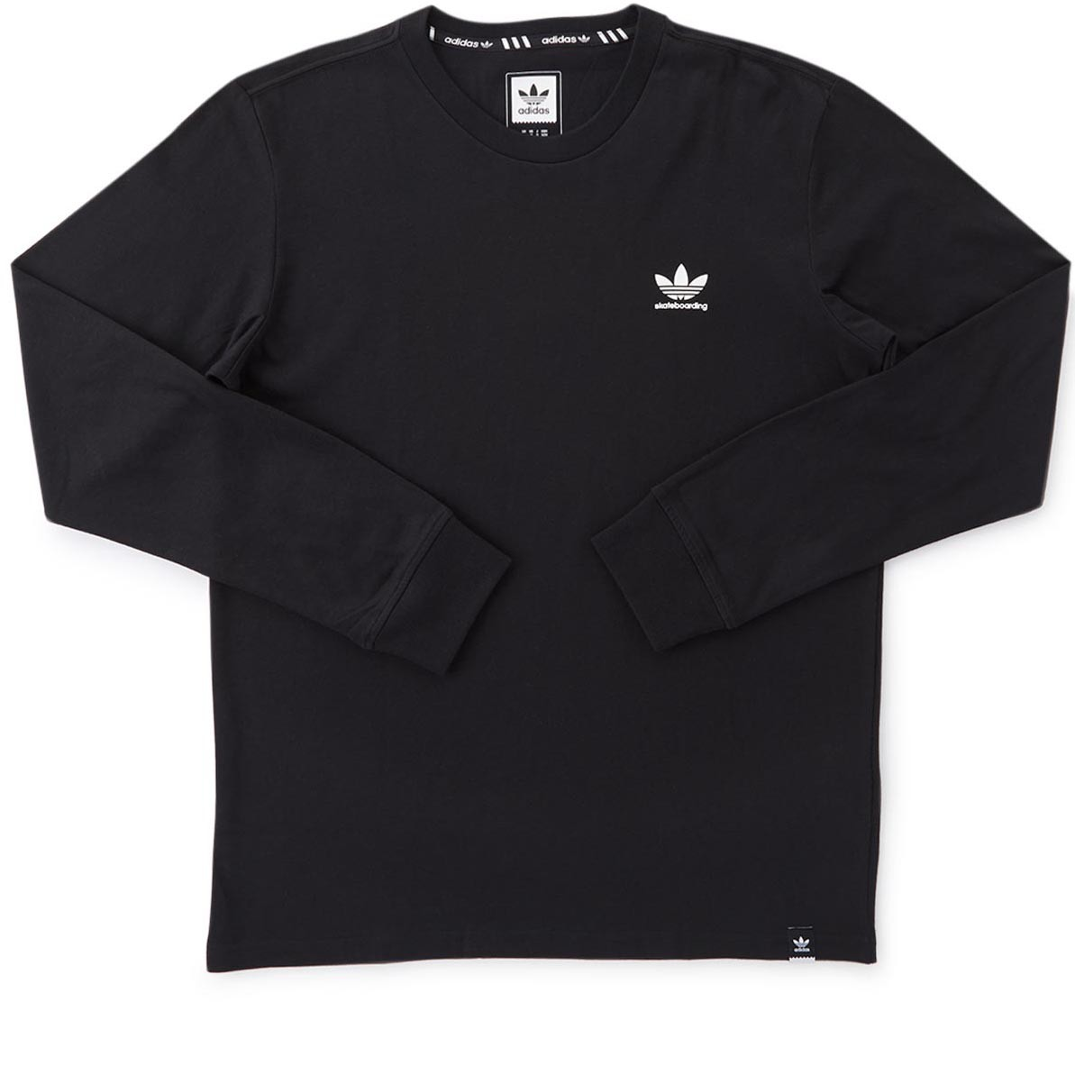 Adidas Clima 2.0 Long Sleeve T-Shirt - Black