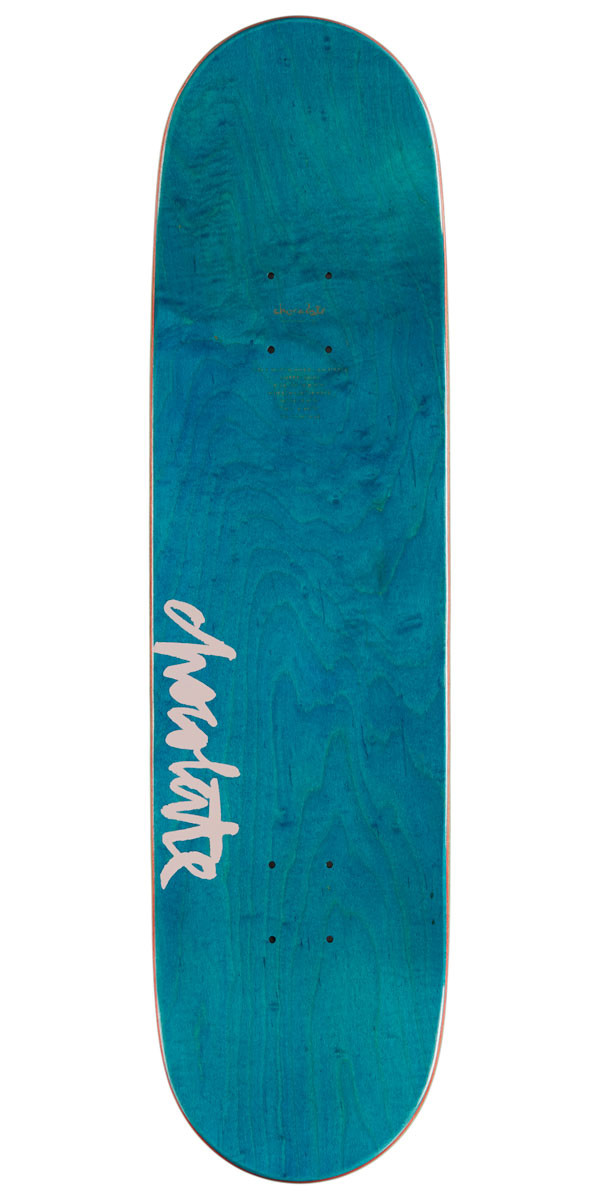 CHOCOLATE SKATEBOARDS CITY COWBOYS SERIES DECK SKATEBOARD