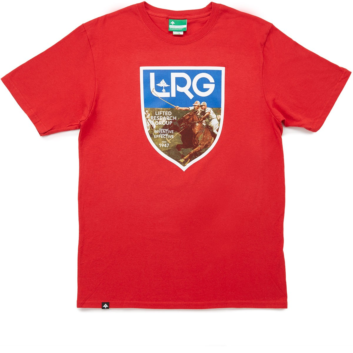 LRG Fare Game T-Shirt - Red