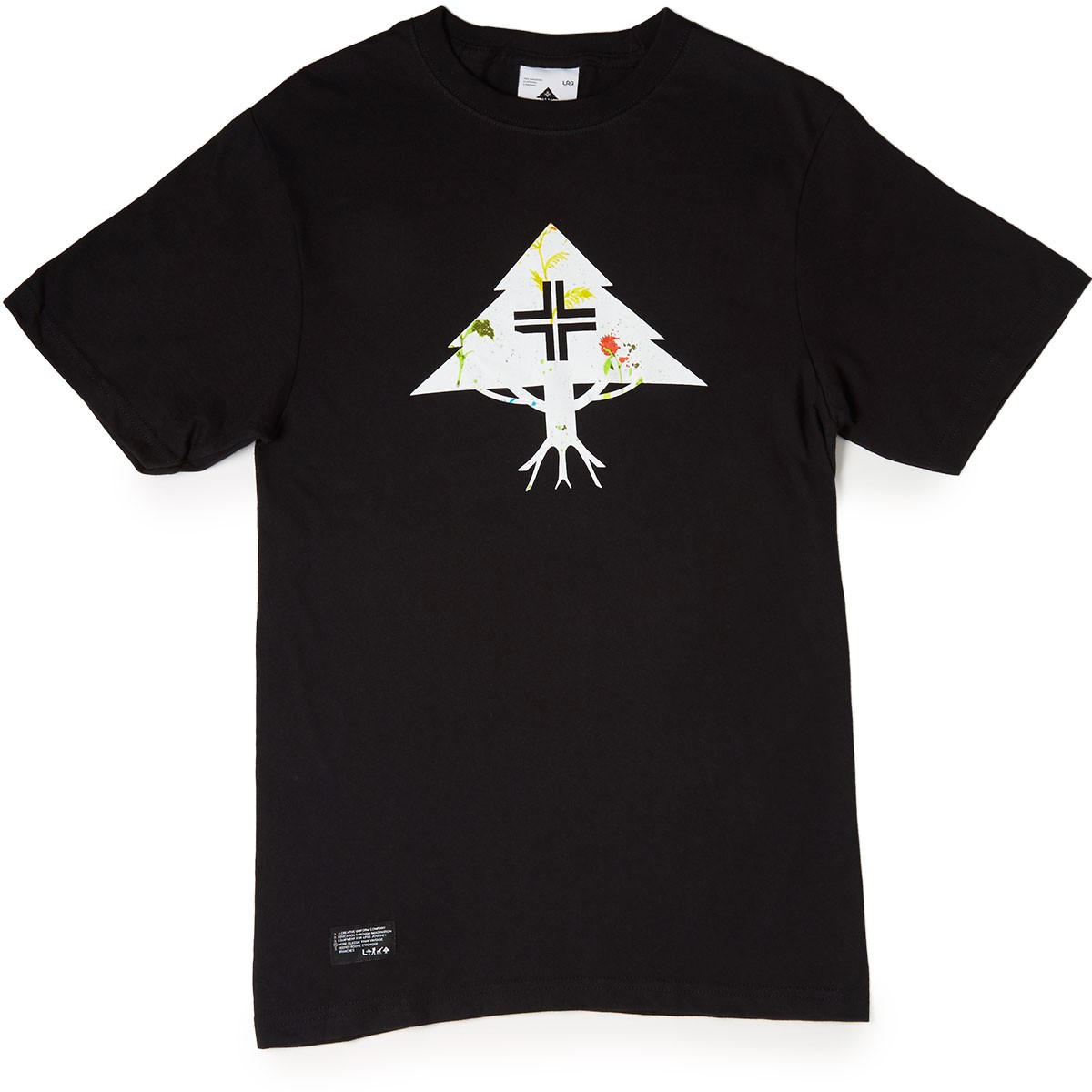 LRG RC Round About T-Shirt - Black