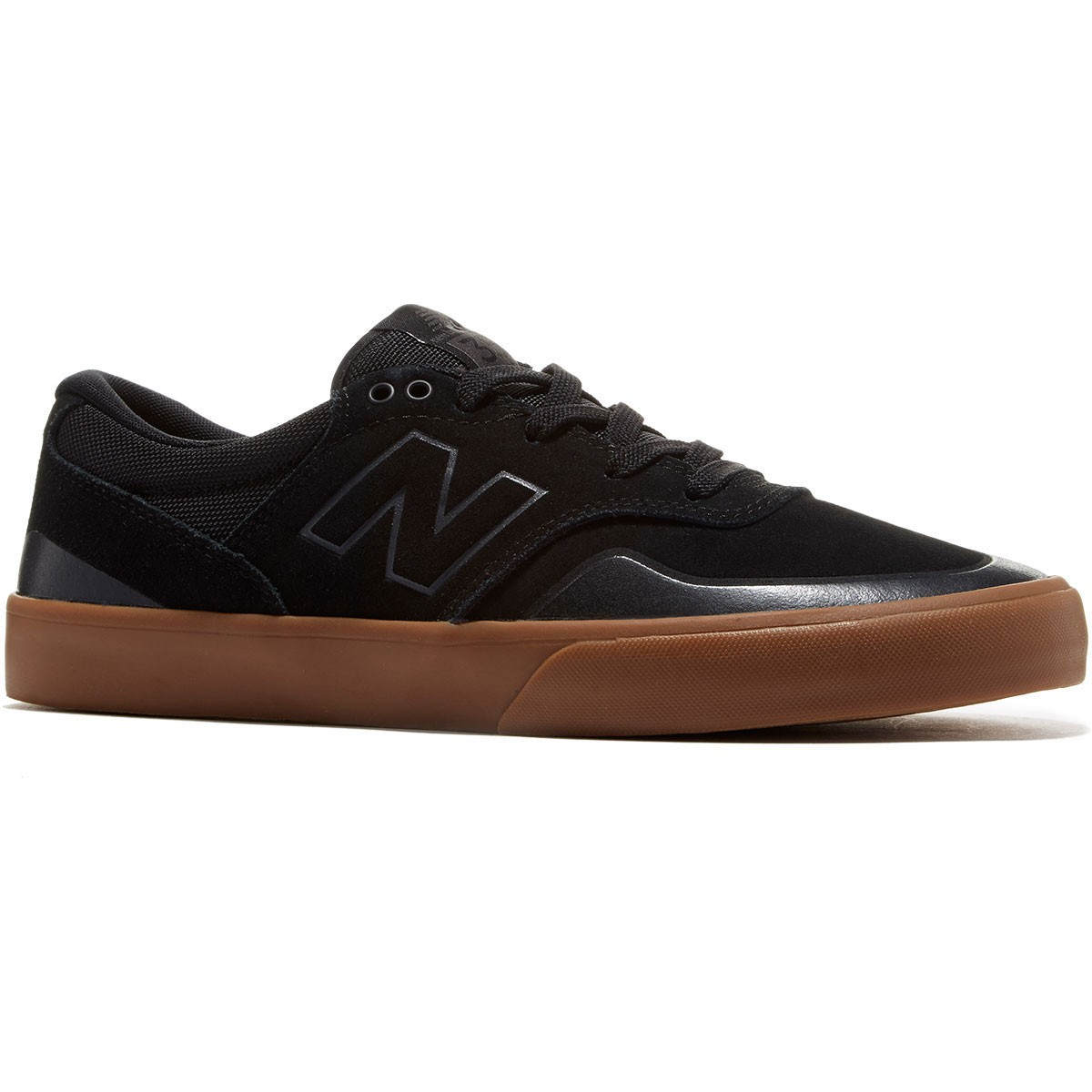 New Balance Arto 358 Shoes - Black/Gum - 8.0