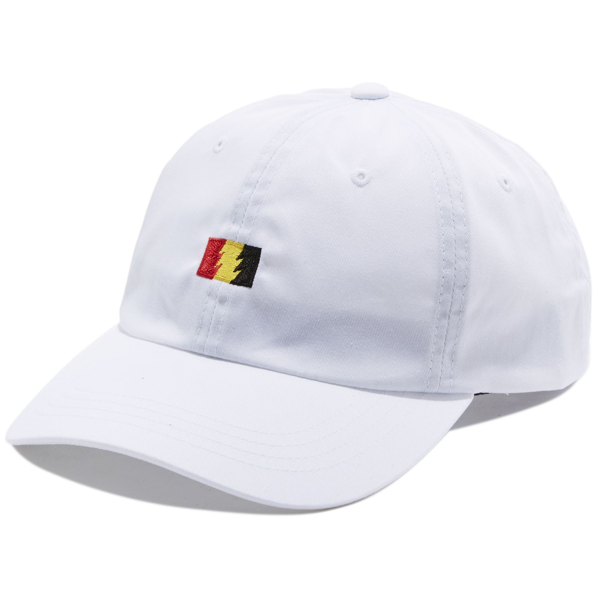 The Hundreds Flag Strapback Hat - White