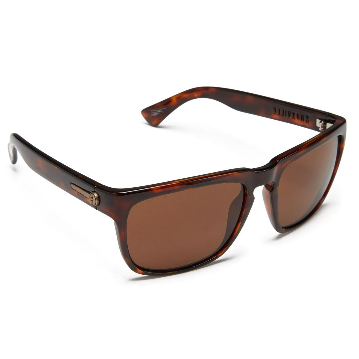 87d7d516f17 Electric Knoxville Sunglasses - Tortoise Shell with Melanin Bronze