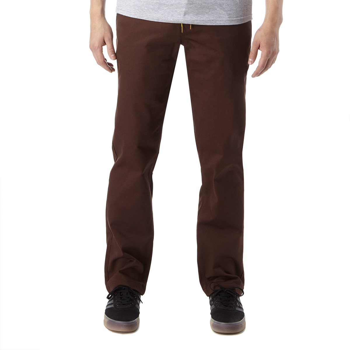 Expedition Drifter Chino Pants - Dark Brown