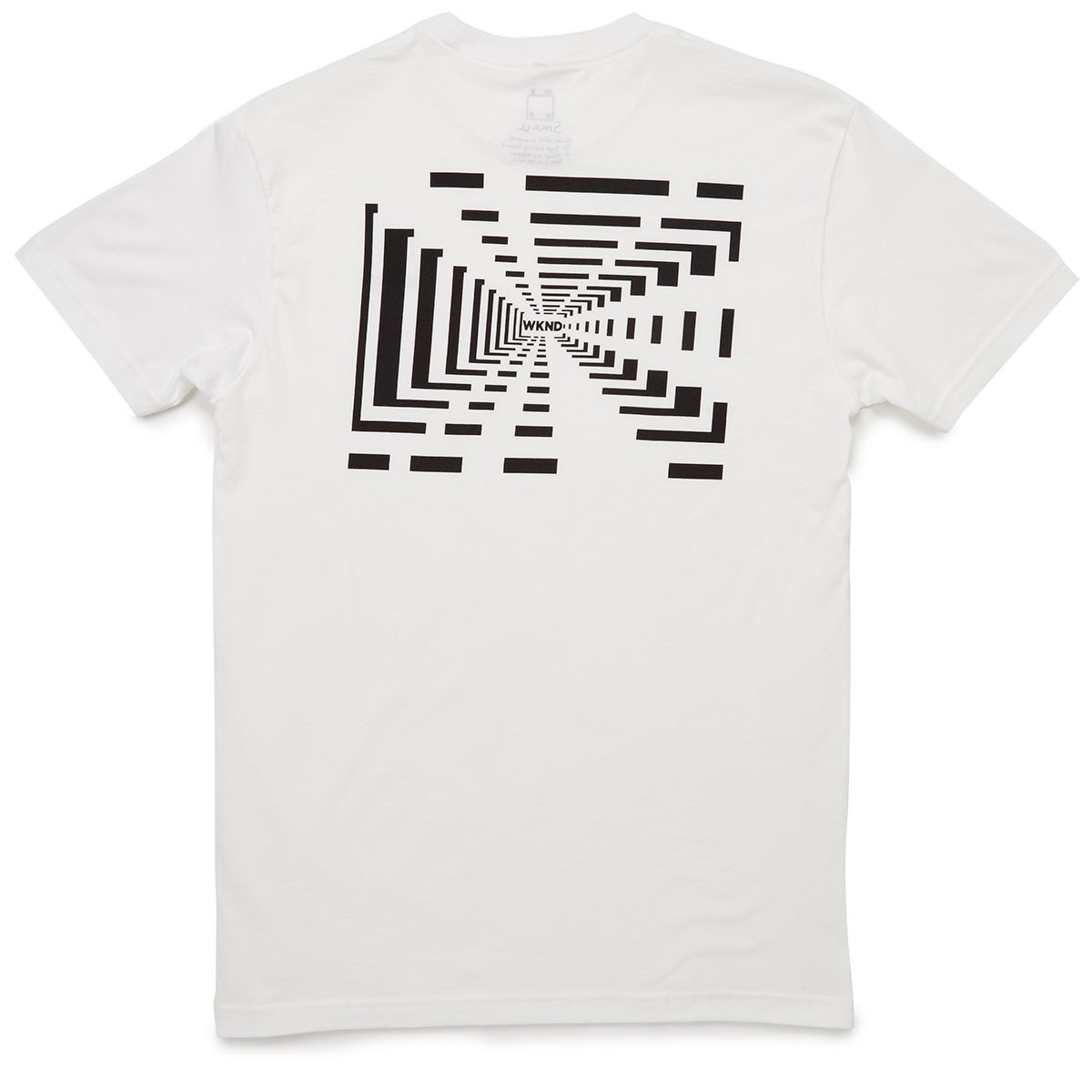 WKND Tunnel Vision T-Shirt - White