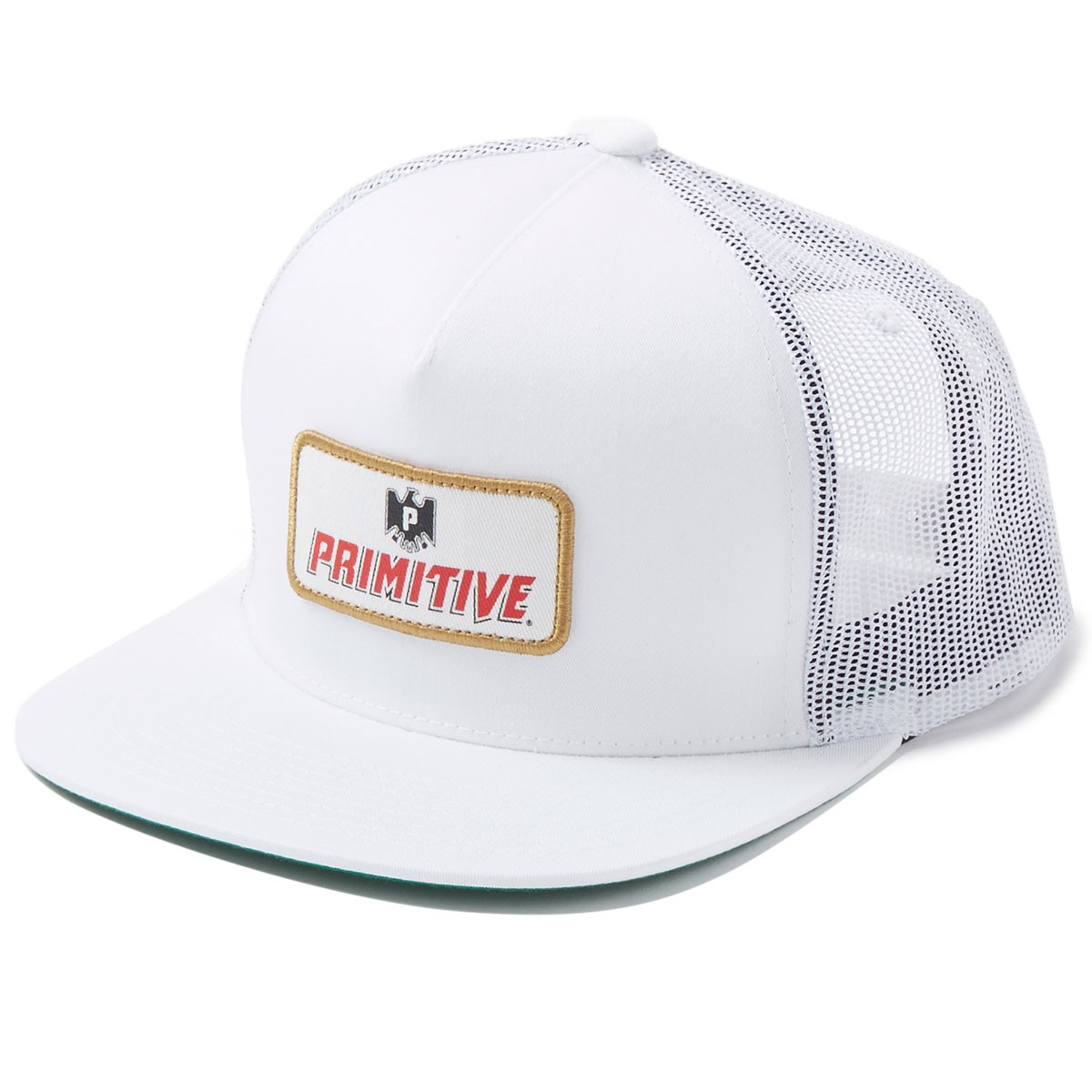 Primitive Cerveza Trucker Hat - White
