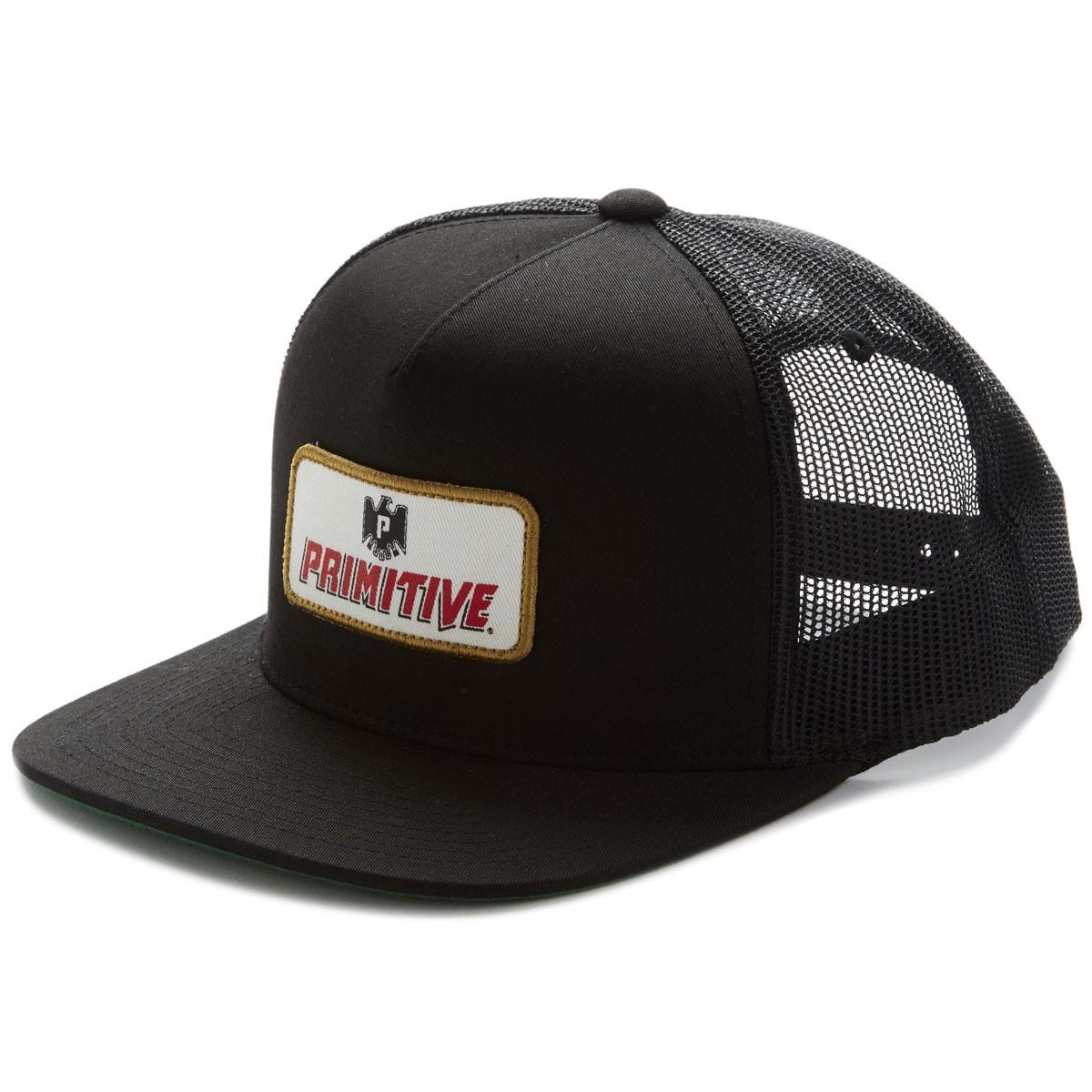 Primitive Cerveza Trucker Hat - Black
